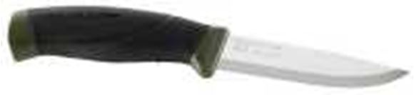 Picture of Morakniv Adventure, Hunter/Explorers Knife - Companion MG, Stainless Steel Blade, 2.5mmx103mm, Rubber Handle