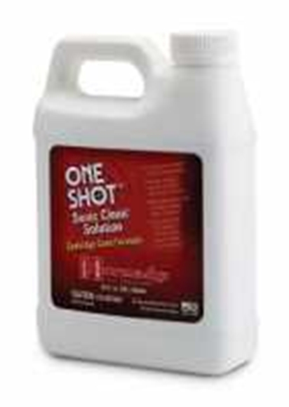 Picture of Hornady Metallic Reloading, Lock-N-Load Sonic Cleaner Accessories - Quart Size One Shot Sonic Clean Solution, Cartridge Case Cleaning Solution