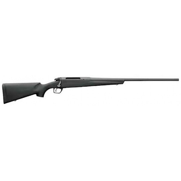 """Picture of Remington Model 783 Bolt Action Rifle - 308 Win, 22"""", Matte Black, Magnum Contour, Black Synthetic, 4rds, CrossFire Adjustable Trigger, SuperCell Recoil Pad"""