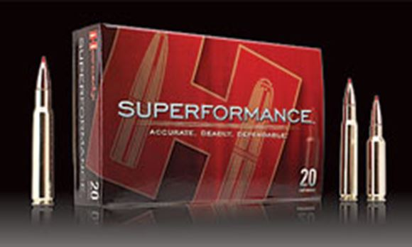 Picture of Hornady Superformance Rifle Ammo - 300 Win Mag, 180Gr, SST Superformance, 20rds Box