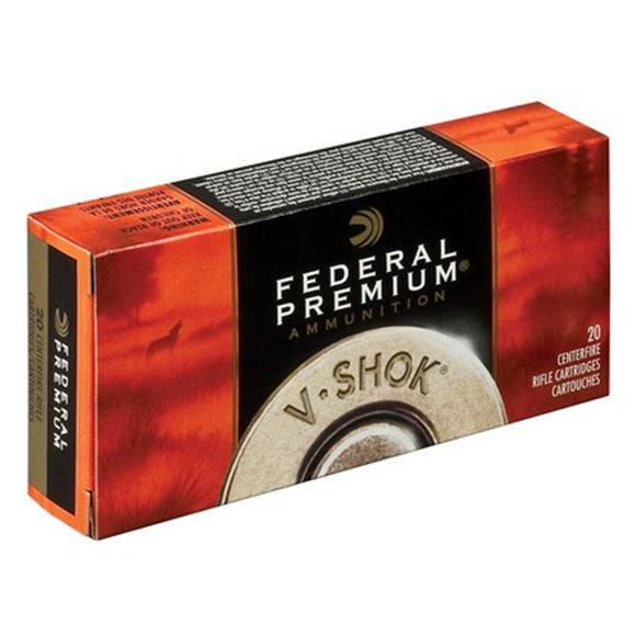 Picture of Federal Premium Vital-Shok Rifle Ammo - 300 Wby Mag, 180Gr, Nosler Partition, 20rds Box