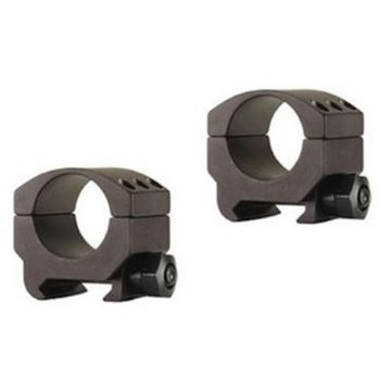 """Picture of Burris Mounting Systems, Rings, Xtreme Tactical Rings - 1"""", Low (0.75""""), 2-Rings, Aluminum, Matte"""