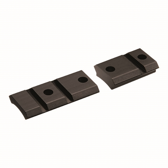 Picture of Nikon Sport Optics Accessories, Riflescope Accessories - A-Series Scope Mount Bases, Aluminum, For A-Series Rings, Savage All Accu-Trigger Center Fire Models 10/110/11/111/12/16/116 (Except 10/110BA & FCP)/Axis/Axis LL/Edg/Remington 783/Ruger American Ce