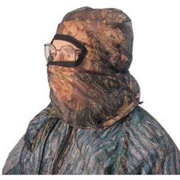 Picture of Allen Hunting Concealment - Nylon Mesh Visa-Form Head Net, Fulll Head Net Mossy Oak Break-Up Infinity