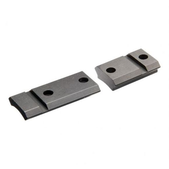 Picture of Nikon Sport Optics Accessories, Riflescope Accessories - S-Series Scope Mount Bases, Aluminum, For S-Series Rings, Marlin 336/395/444/1893/1894/1895