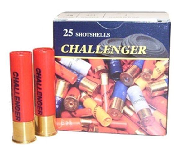 """Picture of Challenger Target Loads Shotgun Ammo - Target, 28Ga, 2-3/4"""", 3/4oz, #9, 250rds Case, 1200fps"""