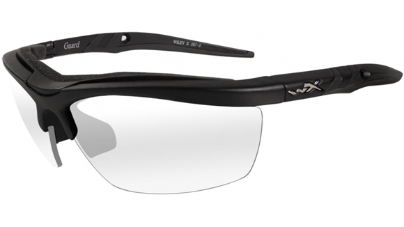 Picture of Wiley X Changeable Series - Guard, Grey/Clear, Matte Black Frame