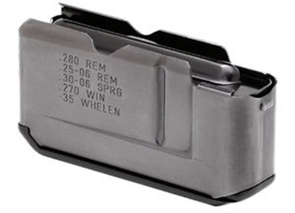 Picture of Remington Rifle Magazines - Model Six/7600/760/76, Box, Long Action (25-06, 30-06 Sprg, 270 Win, 35 Whelen, 280 Rem), 4rds, Steel