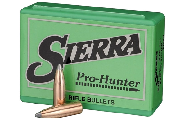 "Picture of Sierra Rifle Bullets, Pro-Hunter - 303 Caliber (.311""), 150Gr, Spitzer, 100ct Box"