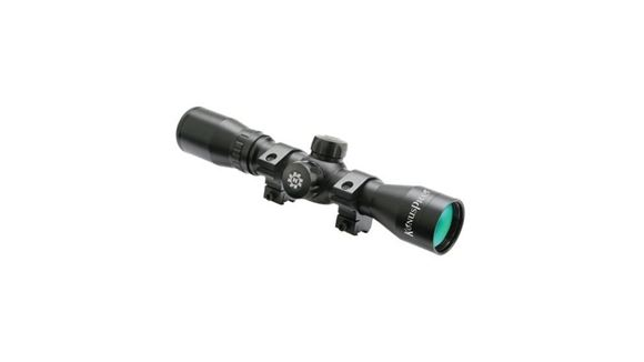 "Picture of Konus KonusPro Riflescopes - 3-9x32mm, 1"", Matte, 30/30 Engraved Reticle, 1/4 MOA Click Value, Front Parallax Adjustment"