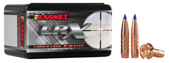 "Picture of Barnes LRX (Long-Range X) Hunting Rifle Bullets - 338 Cal (.338""), 280Gr, LRX BT, 50ct Box"