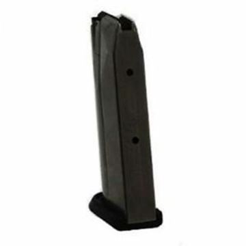 Picture of FN Herstal Accessories FNS-9 - 9mm Magazine, Metal Magazine Body, Black, 10 Rounds