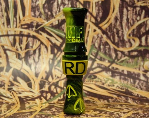 Picture of Muddy Fowler Duck Calls -  Real Deal Calls, Short Reed, Yellow Jacket