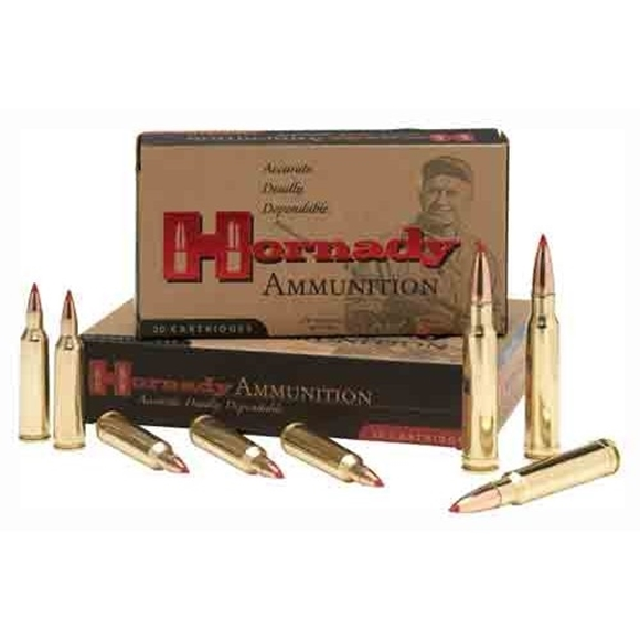 Picture of Hornady Superformance Rifle Ammo - 308 Win, 165Gr, SST Superformance, 200rds Case