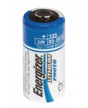 Picture of Energizer Batteries, Specialty Batteries, Specialty Lithium/Photo Batteries - Energizer Energizer Photo 123 Battery, 2-Pack, 3V