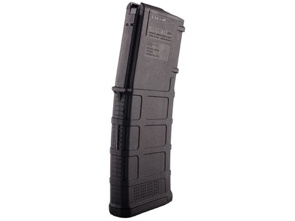 Picture of Magpul PMAG Magazines - PMAG 30 AR/M4 GEN M3, 5.56x45mm NATO, 5/30rds, Black