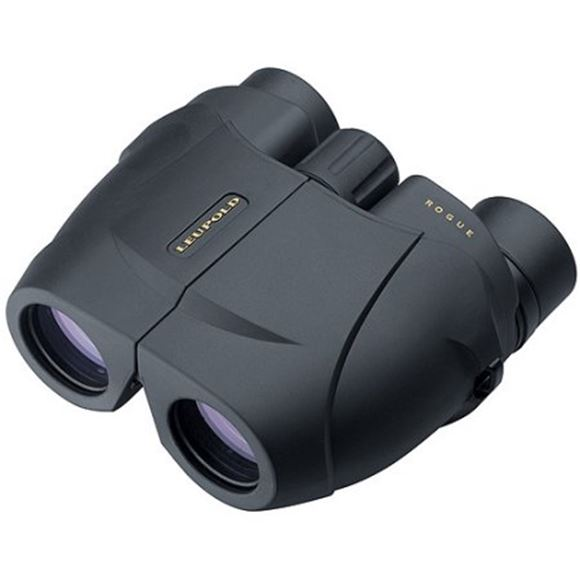 Picture of Leupold Optics, Compact Binocular - BX-1 Rogue, 8x25mm, Porro Prism, Nitrogen Filled, Black