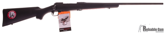 """Picture of Used Savage Model 111 FCNS 300 Win Mag Bolt Action Rifle, 24"""" Blued Barrel, AccuTrigger, AccuStock, Original Box, Salesman Sample"""