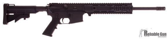 "Picture of Used Colt Canada Diemaco Semi Auto Rifle - Gen II IUR Upper, 5.56 Nato, 15.7"", Ambi Mag Release & Charging Handle, C9A2 Flash Hider, Black Furniture, Good Condition"