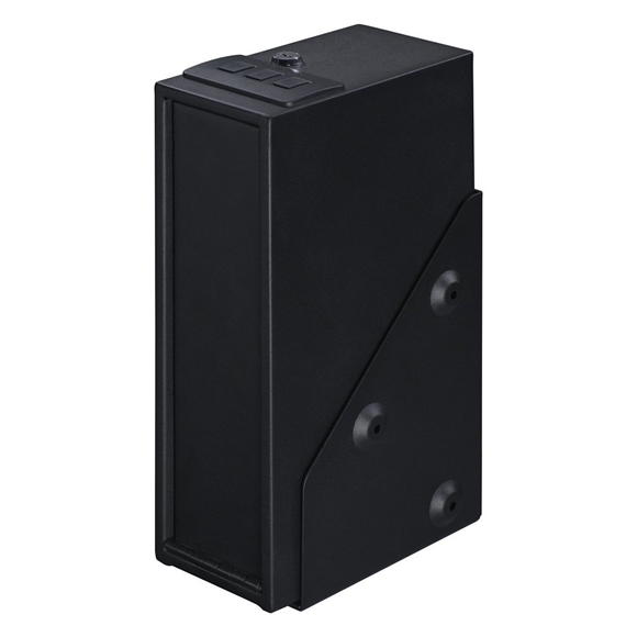 Picture of Stack-On Secure Storage - Quick Access Safe,  Single Pistol, Backlit Electronic Keypad, 5 x 8.25 x 14.753