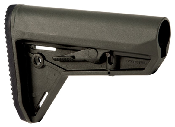 Picture of Magpul Buttstocks - MOE SL Carbine, Mil-Spec , OD Green