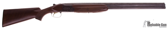 """Picture of Used Winchester Model 91 Over-Under Shotgun - 12ga, 2 3/4"""" Chamber, 28"""" Barrel (F,M), Good Condition"""