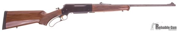 """Picture of Used Browning BLR 81 Lever-Action 30-06, 22"""" Barrel, Blued, Walnut Stock, One Mag, Excellent Condition"""