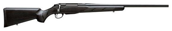 "Picture of Tikka T3 Lite Bolt Action Rifle - 338 Win Mag, 24-3/8"", Blued, Cold Hammer Forged Light Hunting Contour Barrel, Black Glass-Fiber Reinforced Copolymer Polypropylene Stock, 3rds, No Sight, 2-4lb Adjustable Trigger"