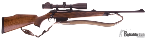 Picture of Used Sauer 202 Bolt-Action 300 Win, With Zeiss Duralyt 3-12x50 on Sauer QD Rings, Sauer Sling, Excellent Condition