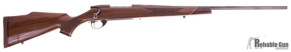 Picture of Used Weatherby Vanguard II Deluxe Bolt Action Rifle,  .270 Win, High Gloss Walnut Stock, Very Good Condition