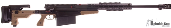 """Picture of Used Accuracy International AX50 Bolt-Action .50 BMG, 27"""" Barrel, One Mag, Very Good Condition"""