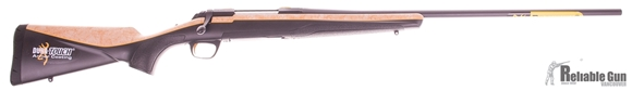 """Picture of Used Browning X Bolt Comp 3D Bolt-Action 7mm Mag, 26"""" Barrel, 2 Mags & Original Box, As New Condition"""