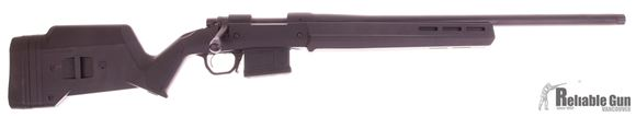 "Picture of Used Never Fired Remington 700 Magpul Hunter Bolt Action Rifle - 260 Rem, 22"" Heavy BBL w/5R Rifling, Threaded, Black Cerakote, Magpul Hunter Stock, X-Mark Pro Adjustable Trigger, 5rds, New in box"