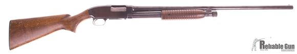 "Picture of Used Winchester Model 12 Featherweight Pump Action Shotgun, 12 Gauge, 2 3/4"" Fixed Modified, 28"" Barrel, Good Condition"