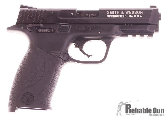 Picture of Used Smith & Wesson M&P22 Semi-Auto .22LR, With Two Mags & Original Box, As New Condition Unfired
