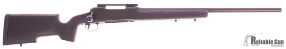 """Picture of Used Savage Model 10 FCM Bolt-Action .308, 24"""" Barrel, McMillan Stock, 20 MOA Rail, Very Good Condition"""