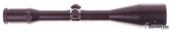 Picture of Used Zeiss Diavari-Z T* Riflescope, 3-12x56mm, Thick Duplex Reticle, Made in West Germany, Good Condition
