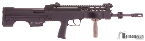 Picture of Used Norinco T97 Flat Top Gen II Semi Auto Rifle, .223/5.56, 1x 5/30 Magazine, Verticle Foregrip, Good Condition