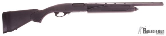 Picture of Used Remington 870 Express Youth, 20 Ga, Pump Action Shotgun, 18.5'' Barrel, Synthetic Stock w/Stock Spacers, Modified Choke, Excellent Condition