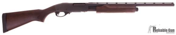 "Picture of Used Remington 870 Youth Pump Action Shotgun, 20 Gauge, 21"" Barrel, Hardwood Stock, New In Box"