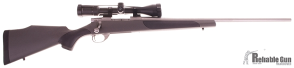 Picture of Used Weatherby Vanguard Stainless Bolt Action, .308 Win, Zeiss Terra 3-9x44mm, Good Condition