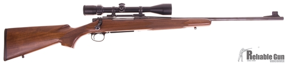 Picture of Used Remington 700 Classic 30-06, Bushnell Trophy 3-9x40, Kwik Klip, Good Condition