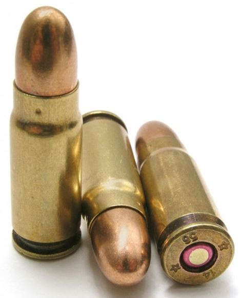 Picture of Polish Army Surplus Pistol Ammo - 7.62x25mm, 85Gr, FMJ, Brass Case Corrosive Berdan Primed (Not Reloadable), 70rds Box