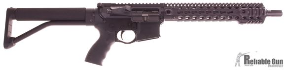"""Picture of Used Anderson AR-15 5.56 w/ Vltor Upper, DD 11.5"""" Barrel, DD BCG, ACE Stock, AAC Flash Hider, BCM Charging Handle, TROY SDMR 11"""" Handguard"""
