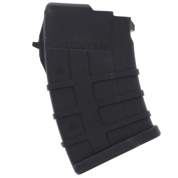 Picture of Tapco Intrafuse AK Magazines - 7.62x39mm, 5rds, Black