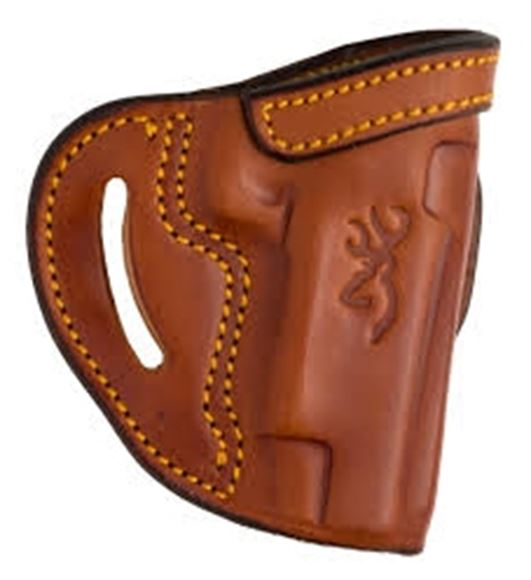 Picture of Browning 1911-22/1911-380 Leather Holster - Belt Loop Open Top