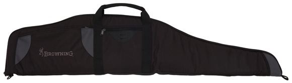 """Picture of Browning Crossfire Rifle Case - 48"""", Black Polyester Canvas Shell"""