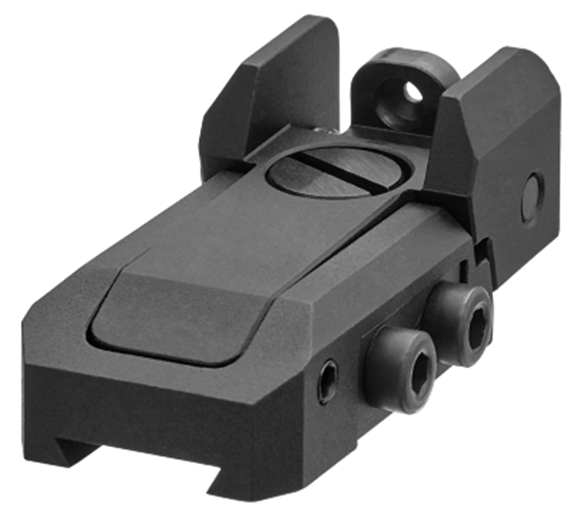Picture of CZ Rifle Parts - Rear Diopter Sight, Fits CZ 452, 455 Dovetail