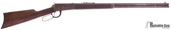"""Picture of Used Winchester 94 Lever Action Rifle, .30-30 Win(Stamped 30 W.C.F.), 26"""" Barrel """"Rifle"""", 1921 Production, Poor Condition"""