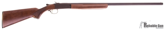 """Picture of Used Winchester Model 37A Break Action Shotgun, 12 Ga, 30"""" Blued Barrel, Fixed Full Choke, Wood Stock, Very Good Condition"""